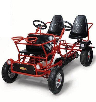 Dino Train ZF Pedal Car (Dino Cars)