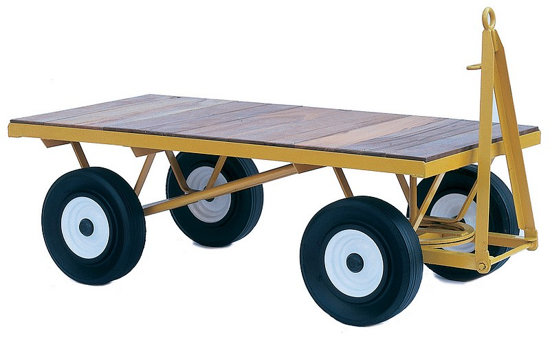Trailer Hitch Ball Sizes >> Stubbs Heavy Duty 4-Wheel Cart (T1141) with 500mm Tyres