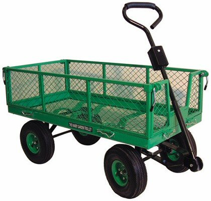 Garden Cart 200Kg Max Load