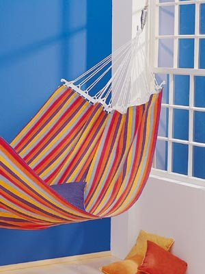Barbados Tropical Amazonas Hammock