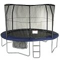 3,7m JumpPOD DELUXE Trampolin-Set