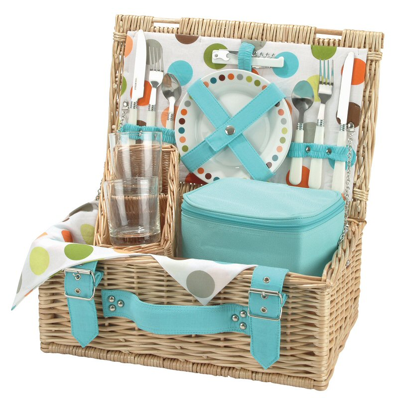 Picnic Basket Spotlight : Makes me want to take a picnic my style guide