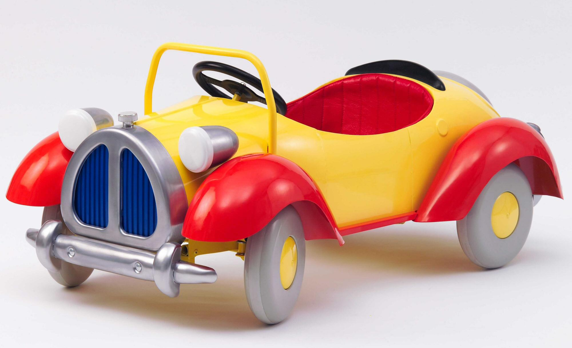 noddy pedal car. Black Bedroom Furniture Sets. Home Design Ideas