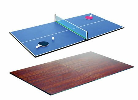 Elegant The Reverse Side Is An Attractive Wood Finish And Can Be Used To Cover A  Pool Or Snooker Table When Not In Use. Enlarge