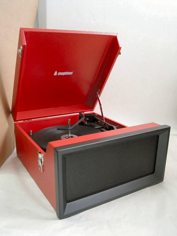 Record Player 3speed record player/radio