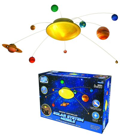 How to Paint the Solar System on a Ceiling 10 Steps