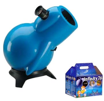 Child's Reflector Telescope - Infinity 76P