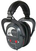XP WS3 wireless metal detector headphones