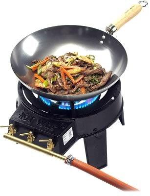 Powerful Outdoor Wok Burner