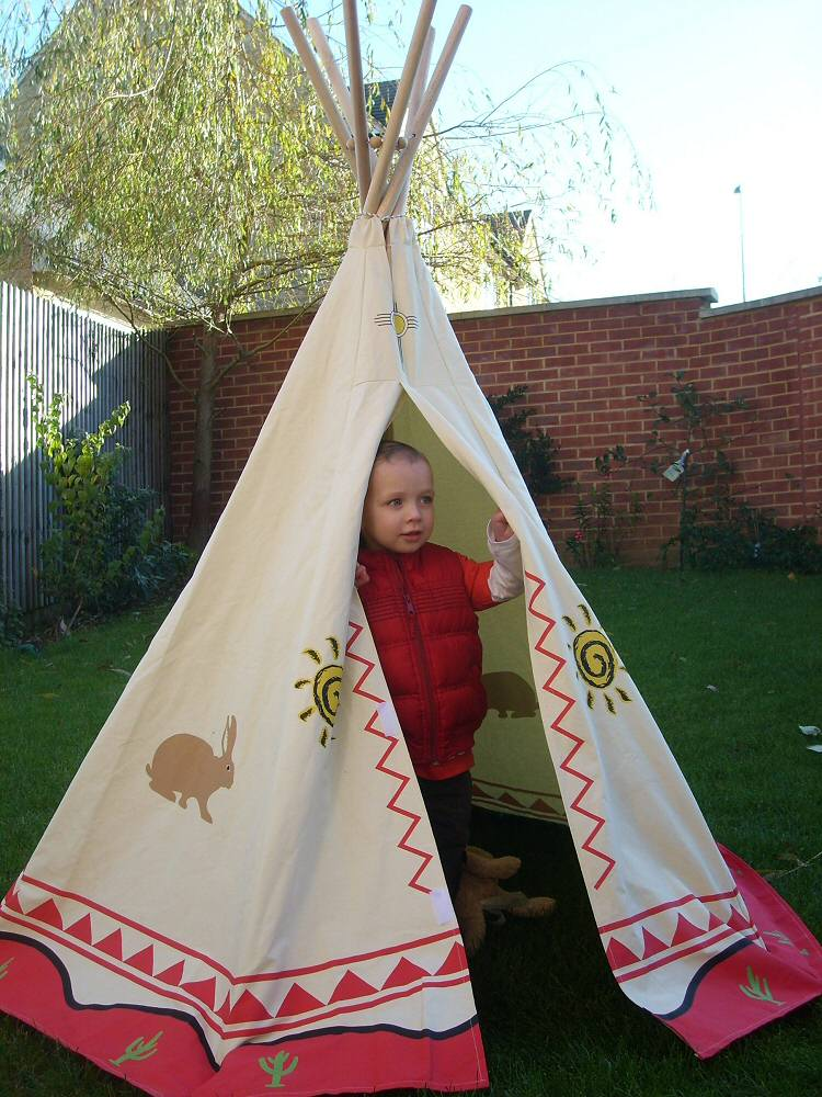 Children S Teepee
