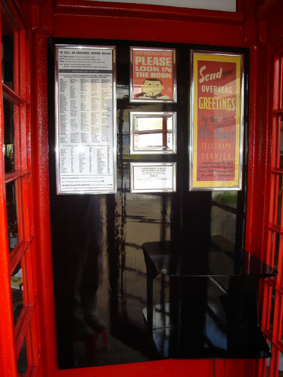 British Red Telephone Boxes For Sale