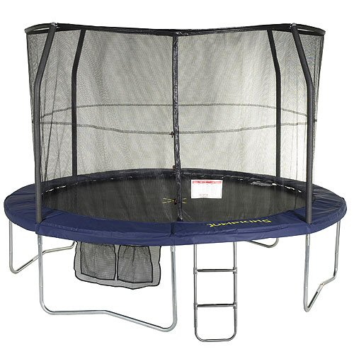 14ft Zorbpod Trampoline: Replacement Netting For 10ft JumpPod Deluxe (years 2009-2015