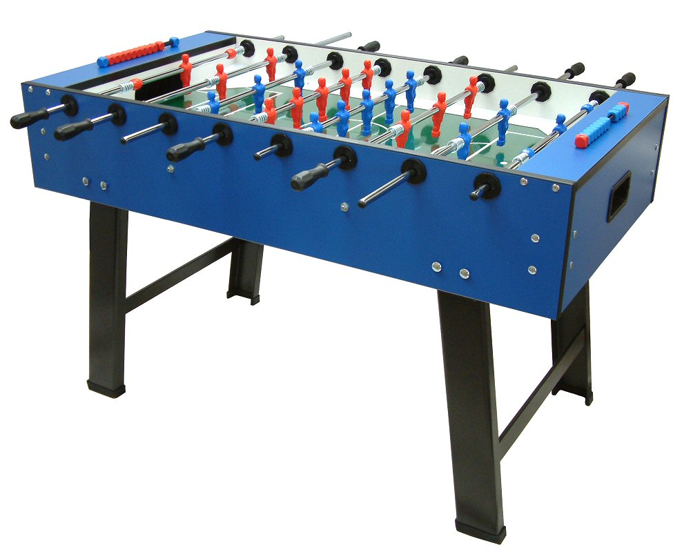 Fas Smile Football Table In Blue